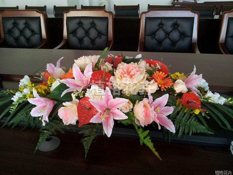 鲜花花束   桌花